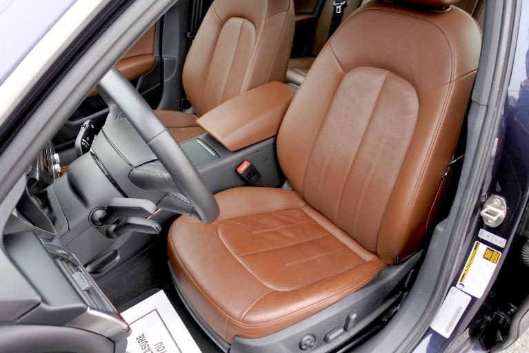Used 2013 Audi A6 3.0T Premium Plus Quattro Used 2013 Audi A6 3.0T Premium Plus Quattro for sale  at Metro West Motorcars LLC in Shrewsbury MA 14