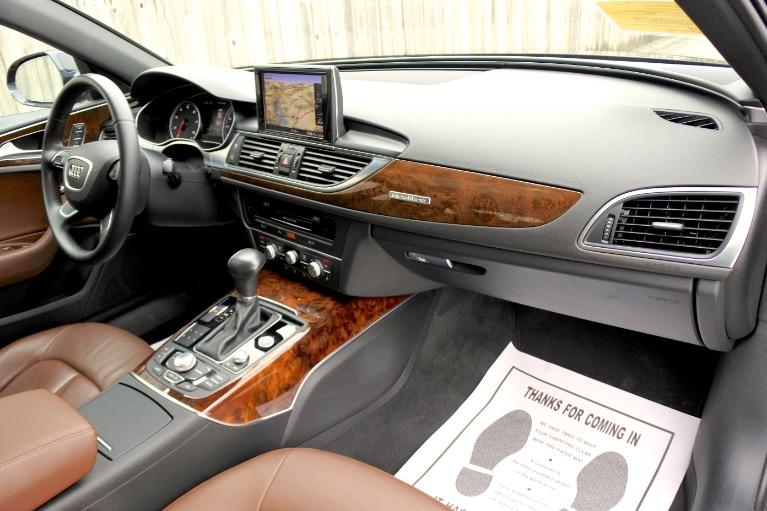 Used 2013 Audi A6 3.0T Premium Plus Quattro Used 2013 Audi A6 3.0T Premium Plus Quattro for sale  at Metro West Motorcars LLC in Shrewsbury MA 21