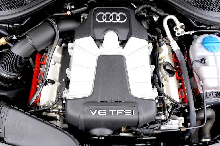 Used 2013 Audi A6 3.0T Premium Plus Quattro Used 2013 Audi A6 3.0T Premium Plus Quattro for sale  at Metro West Motorcars LLC in Shrewsbury MA 23