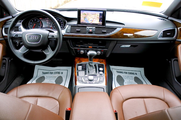 Used 2013 Audi A6 3.0T Premium Plus Quattro Used 2013 Audi A6 3.0T Premium Plus Quattro for sale  at Metro West Motorcars LLC in Shrewsbury MA 9