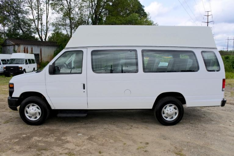 Used 2013 Ford Econoline E-250 Wheelchair Van Used 2013 Ford Econoline E-250 Wheelchair Van for sale  at Metro West Motorcars LLC in Shrewsbury MA 2