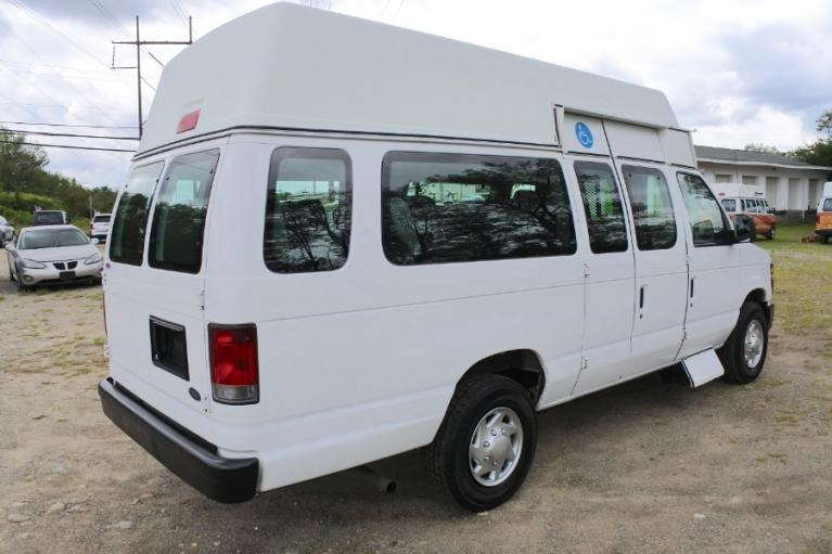 Used 2013 Ford Econoline E-250 Wheelchair Van Used 2013 Ford Econoline E-250 Wheelchair Van for sale  at Metro West Motorcars LLC in Shrewsbury MA 6