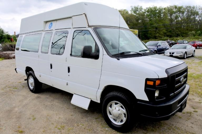 Used 2013 Ford Econoline E-250 Wheelchair Van Used 2013 Ford Econoline E-250 Wheelchair Van for sale  at Metro West Motorcars LLC in Shrewsbury MA 7