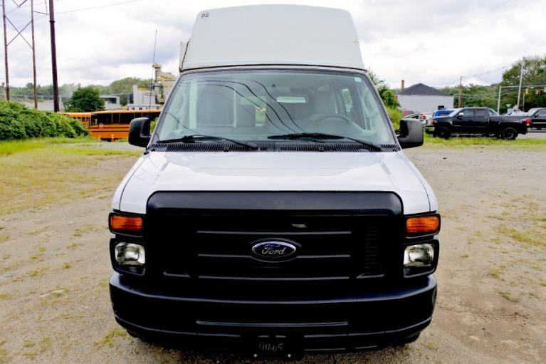 Used 2013 Ford Econoline E-250 Wheelchair Van Used 2013 Ford Econoline E-250 Wheelchair Van for sale  at Metro West Motorcars LLC in Shrewsbury MA 8