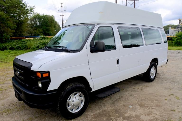 Used Used 2013 Ford Econoline E-250 Wheelchair Van for sale $17,700 at Metro West Motorcars LLC in Shrewsbury MA
