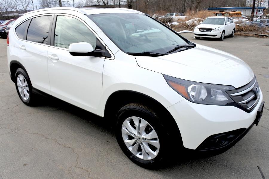 Used 2014 Honda CR-V AWD 5dr EX-L Used 2014 Honda CR-V AWD 5dr EX-L for sale  at Metro West Motorcars LLC in Shrewsbury MA 7