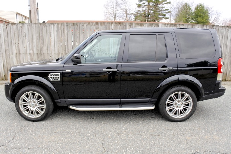 Used 2011 Land Rover Lr4 HSE LUX Used 2011 Land Rover Lr4 HSE LUX for sale  at Metro West Motorcars LLC in Shrewsbury MA 2