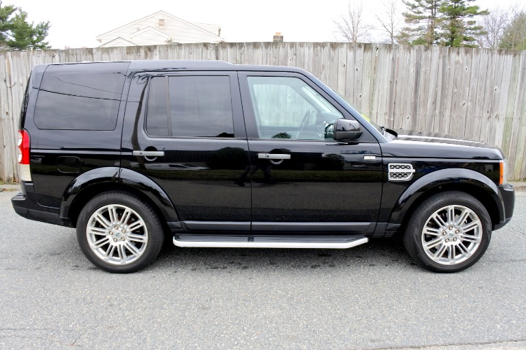 Used 2011 Land Rover Lr4 HSE LUX Used 2011 Land Rover Lr4 HSE LUX for sale  at Metro West Motorcars LLC in Shrewsbury MA 6