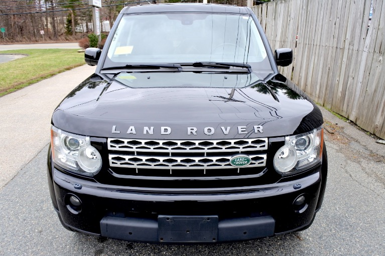Used 2011 Land Rover Lr4 HSE LUX Used 2011 Land Rover Lr4 HSE LUX for sale  at Metro West Motorcars LLC in Shrewsbury MA 8