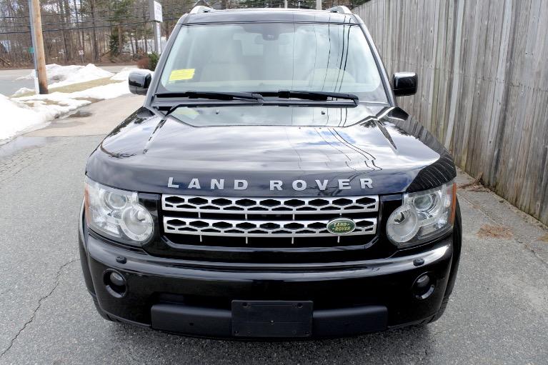 Used 2010 Land Rover Lr4 HSE 4WD Used 2010 Land Rover Lr4 HSE 4WD for sale  at Metro West Motorcars LLC in Shrewsbury MA 8