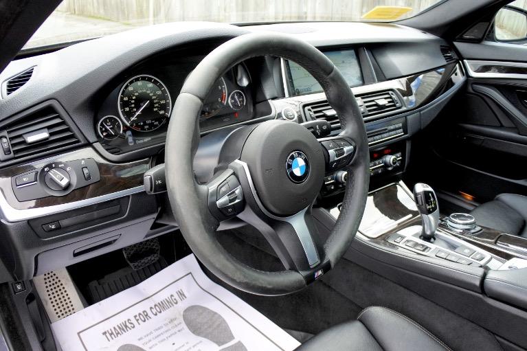 Used 2014 BMW 5 Series 535d xDrive M Sport AWD Used 2014 BMW 5 Series 535d xDrive M Sport AWD for sale  at Metro West Motorcars LLC in Shrewsbury MA 12