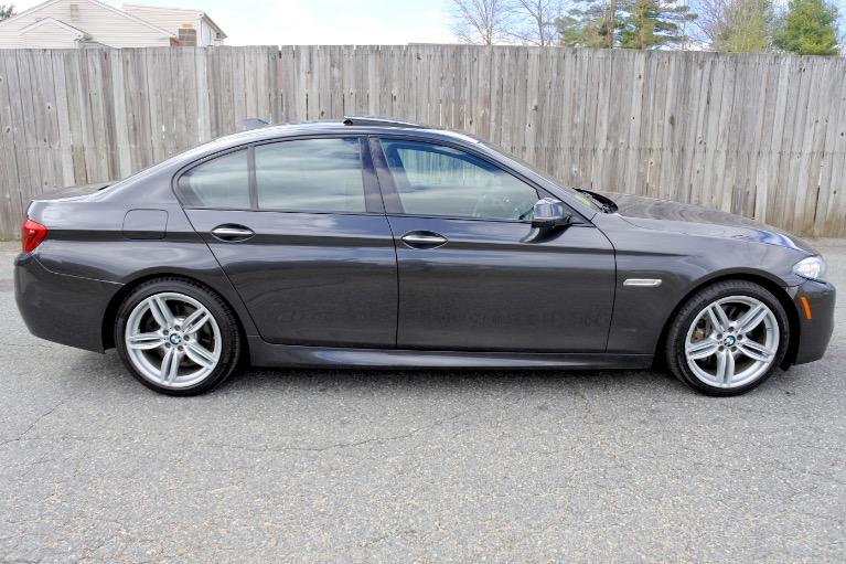 Used 2014 BMW 5 Series 535d xDrive M Sport AWD Used 2014 BMW 5 Series 535d xDrive M Sport AWD for sale  at Metro West Motorcars LLC in Shrewsbury MA 6