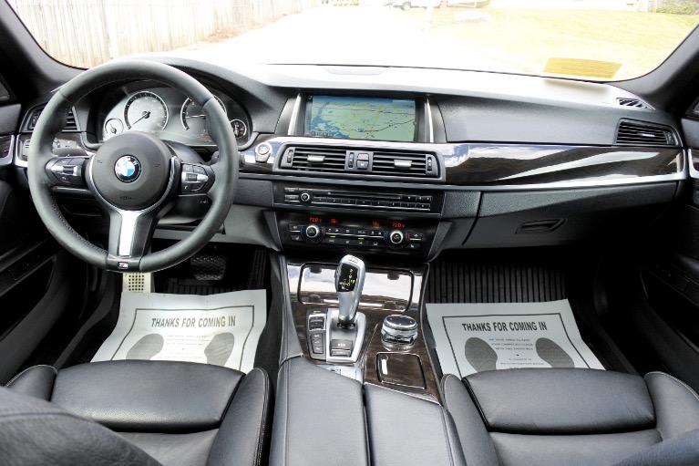 Used 2014 BMW 5 Series 535d xDrive M Sport AWD Used 2014 BMW 5 Series 535d xDrive M Sport AWD for sale  at Metro West Motorcars LLC in Shrewsbury MA 8