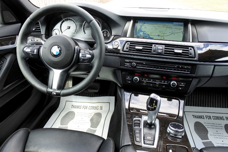 Used 2014 BMW 5 Series 535d xDrive M Sport AWD Used 2014 BMW 5 Series 535d xDrive M Sport AWD for sale  at Metro West Motorcars LLC in Shrewsbury MA 9