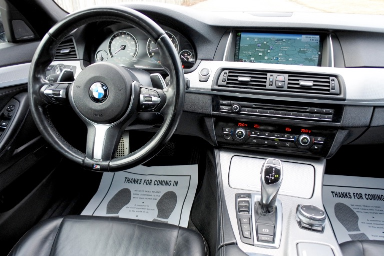 Used 2015 BMW 5 Series 535i xDrive M Sport AWD Used 2015 BMW 5 Series 535i xDrive M Sport AWD for sale  at Metro West Motorcars LLC in Shrewsbury MA 10