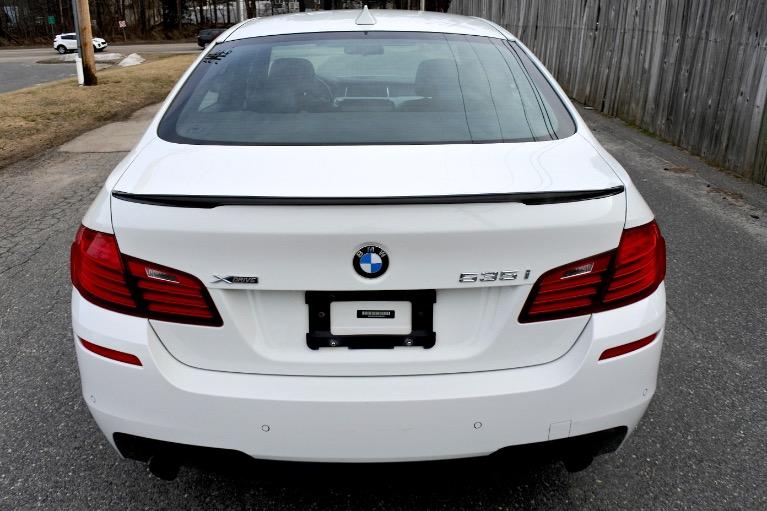 Used 2015 BMW 5 Series 535i xDrive M Sport AWD Used 2015 BMW 5 Series 535i xDrive M Sport AWD for sale  at Metro West Motorcars LLC in Shrewsbury MA 4
