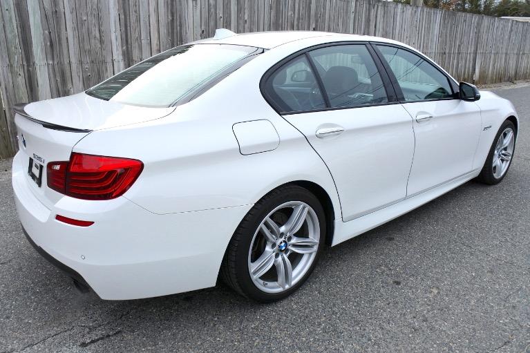Used 2015 BMW 5 Series 535i xDrive M Sport AWD Used 2015 BMW 5 Series 535i xDrive M Sport AWD for sale  at Metro West Motorcars LLC in Shrewsbury MA 5