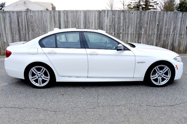 Used 2015 BMW 5 Series 535i xDrive M Sport AWD Used 2015 BMW 5 Series 535i xDrive M Sport AWD for sale  at Metro West Motorcars LLC in Shrewsbury MA 6