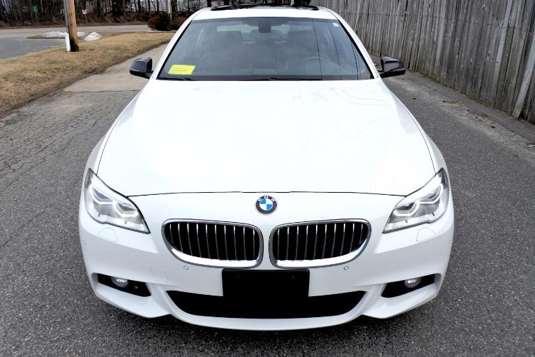 Used 2015 BMW 5 Series 535i xDrive M Sport AWD Used 2015 BMW 5 Series 535i xDrive M Sport AWD for sale  at Metro West Motorcars LLC in Shrewsbury MA 8
