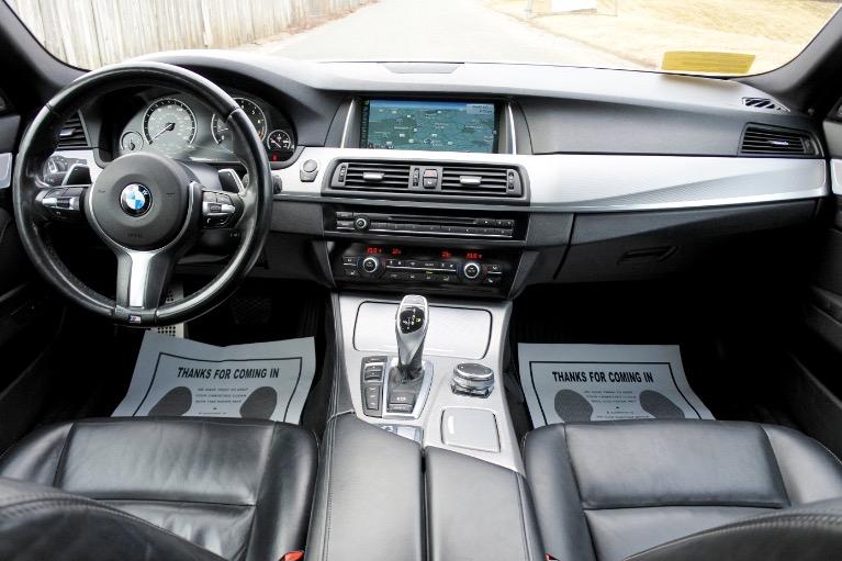 Used 2015 BMW 5 Series 535i xDrive M Sport AWD Used 2015 BMW 5 Series 535i xDrive M Sport AWD for sale  at Metro West Motorcars LLC in Shrewsbury MA 9
