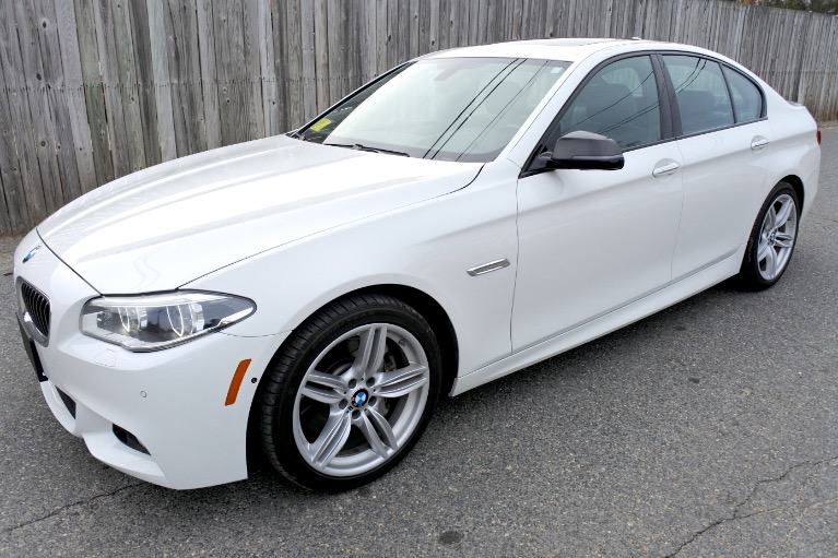 Used Used 2015 BMW 5 Series 535i xDrive M Sport AWD for sale $19,800 at Metro West Motorcars LLC in Shrewsbury MA