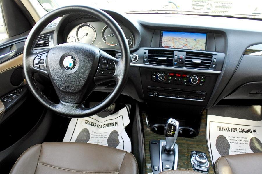 Used 2011 BMW X3 AWD 4dr 28i Used 2011 BMW X3 AWD 4dr 28i for sale  at Metro West Motorcars LLC in Shrewsbury MA 10