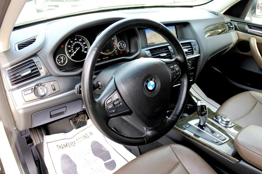 Used 2011 BMW X3 AWD 4dr 28i Used 2011 BMW X3 AWD 4dr 28i for sale  at Metro West Motorcars LLC in Shrewsbury MA 13