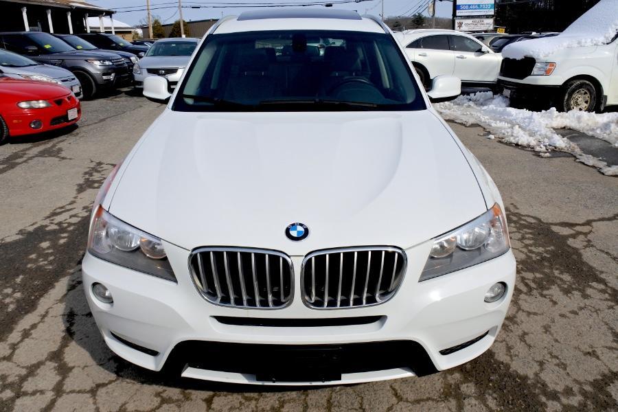 Used 2011 BMW X3 AWD 4dr 28i Used 2011 BMW X3 AWD 4dr 28i for sale  at Metro West Motorcars LLC in Shrewsbury MA 8