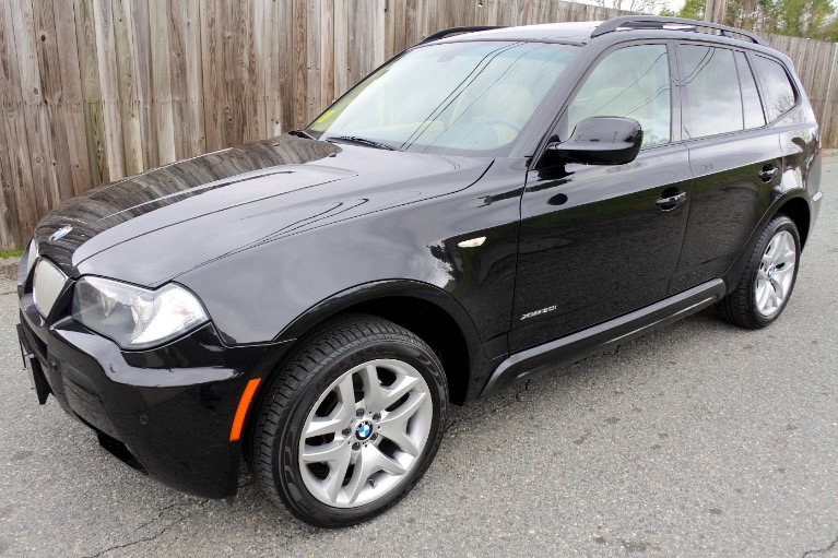 Used Used 2010 BMW X3 AWD 4dr 30i for sale $11,800 at Metro West Motorcars LLC in Shrewsbury MA