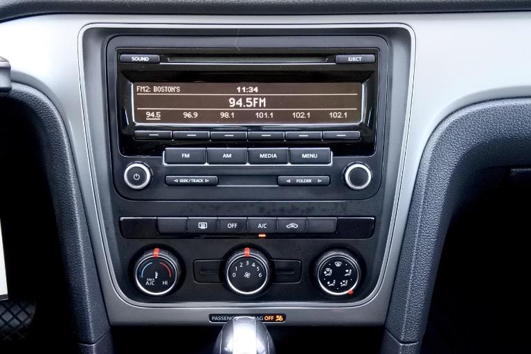 Used 2013 Volkswagen Passat S 2.5 PZEV Used 2013 Volkswagen Passat S 2.5 PZEV for sale  at Metro West Motorcars LLC in Shrewsbury MA 10