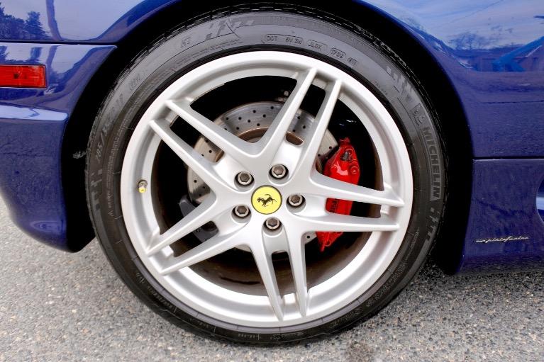 Used 2002 Ferrari 360 2dr Convertible Spider Used 2002 Ferrari 360 2dr Convertible Spider for sale  at Metro West Motorcars LLC in Shrewsbury MA 34