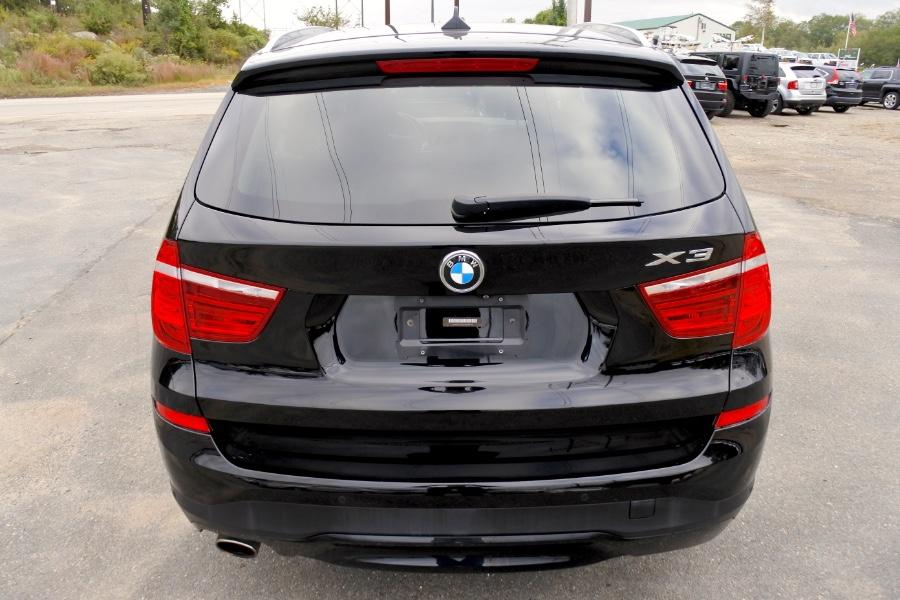 Used 2013 BMW X3 AWD 4dr xDrive28i Used 2013 BMW X3 AWD 4dr xDrive28i for sale  at Metro West Motorcars LLC in Shrewsbury MA 4