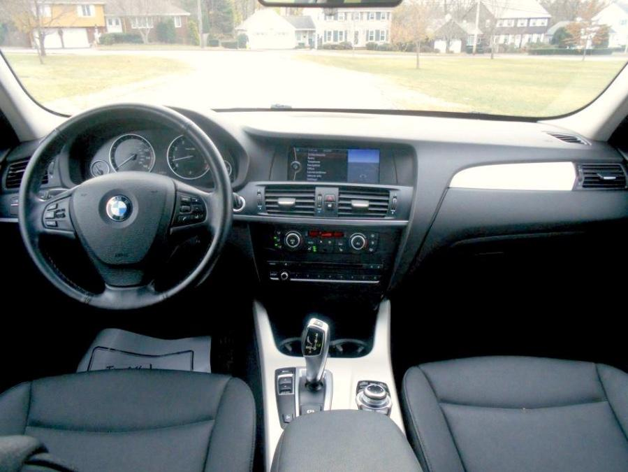 Used 2013 BMW X3 AWD 4dr xDrive28i Used 2013 BMW X3 AWD 4dr xDrive28i for sale  at Metro West Motorcars LLC in Shrewsbury MA 9