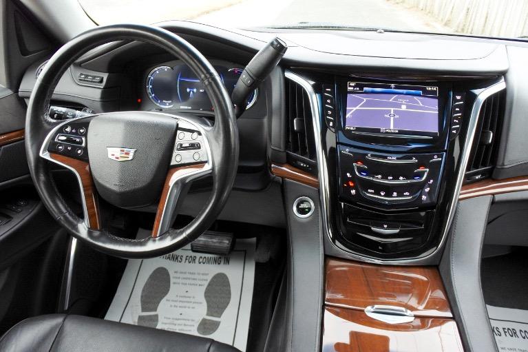 Used 2017 Cadillac Escalade 4WD Luxury Used 2017 Cadillac Escalade 4WD Luxury for sale  at Metro West Motorcars LLC in Shrewsbury MA 10