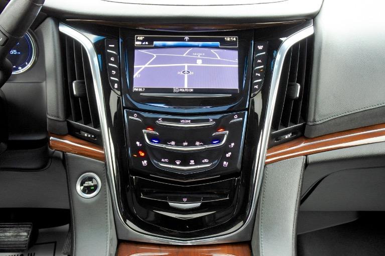 Used 2017 Cadillac Escalade 4WD Luxury Used 2017 Cadillac Escalade 4WD Luxury for sale  at Metro West Motorcars LLC in Shrewsbury MA 11