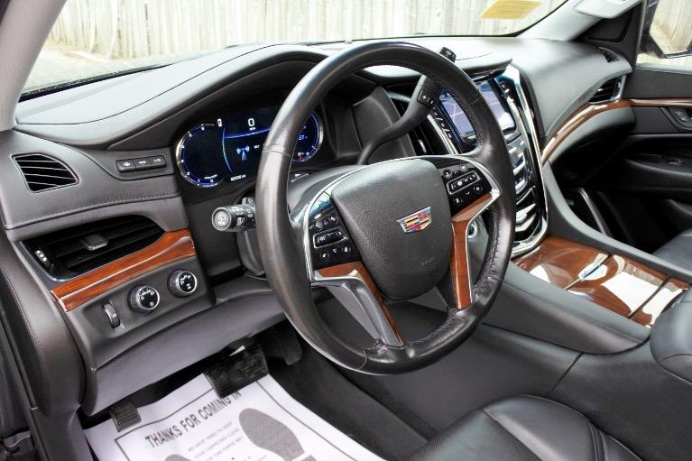 Used 2017 Cadillac Escalade 4WD Luxury Used 2017 Cadillac Escalade 4WD Luxury for sale  at Metro West Motorcars LLC in Shrewsbury MA 12