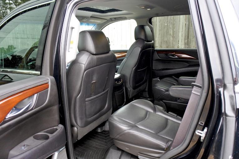 Used 2017 Cadillac Escalade 4WD Luxury Used 2017 Cadillac Escalade 4WD Luxury for sale  at Metro West Motorcars LLC in Shrewsbury MA 14