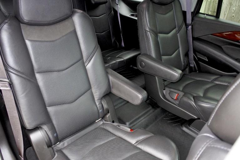 Used 2017 Cadillac Escalade 4WD Luxury Used 2017 Cadillac Escalade 4WD Luxury for sale  at Metro West Motorcars LLC in Shrewsbury MA 19
