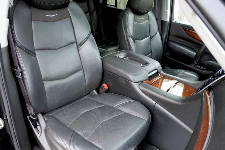 Used 2017 Cadillac Escalade 4WD Luxury Used 2017 Cadillac Escalade 4WD Luxury for sale  at Metro West Motorcars LLC in Shrewsbury MA 21