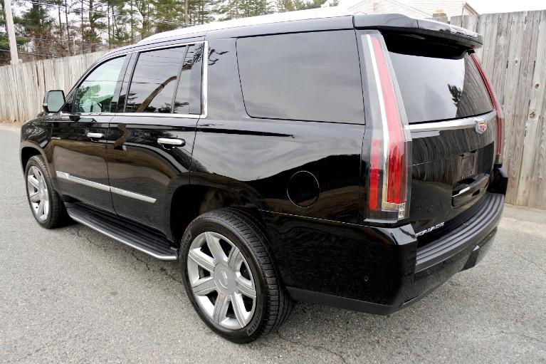 Used 2017 Cadillac Escalade 4WD Luxury Used 2017 Cadillac Escalade 4WD Luxury for sale  at Metro West Motorcars LLC in Shrewsbury MA 3