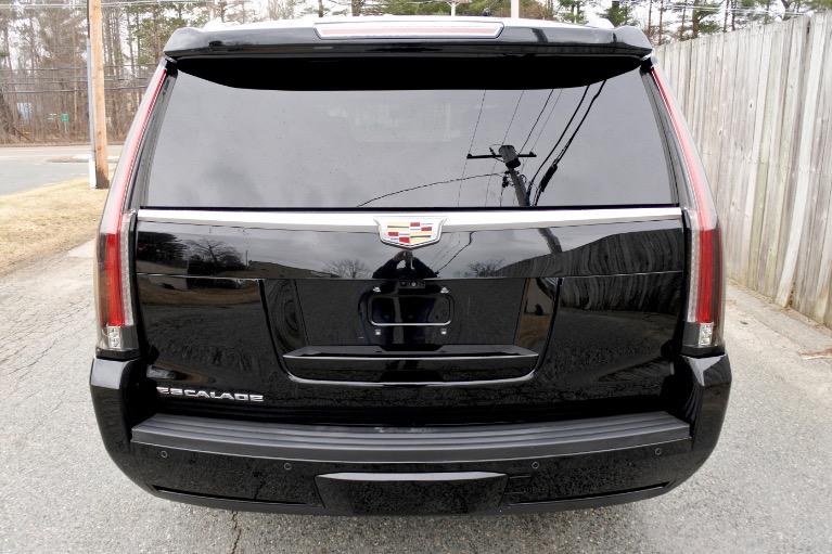 Used 2017 Cadillac Escalade 4WD Luxury Used 2017 Cadillac Escalade 4WD Luxury for sale  at Metro West Motorcars LLC in Shrewsbury MA 4