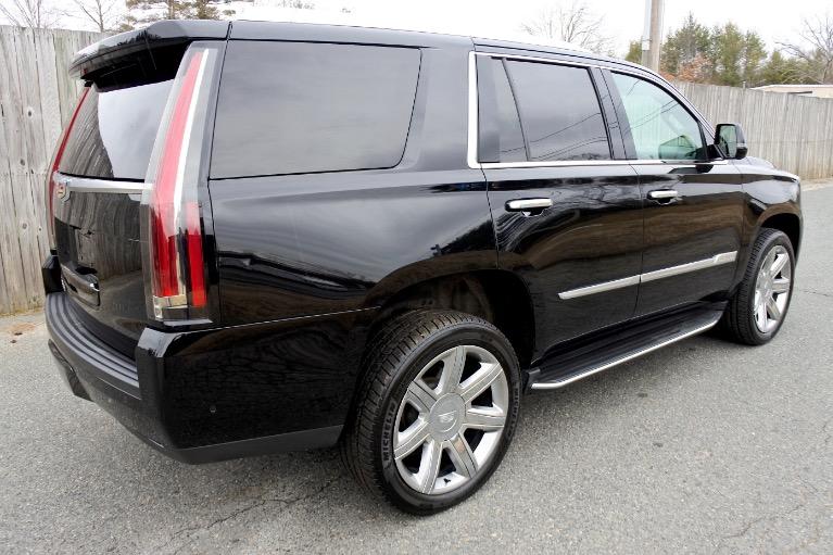 Used 2017 Cadillac Escalade 4WD Luxury Used 2017 Cadillac Escalade 4WD Luxury for sale  at Metro West Motorcars LLC in Shrewsbury MA 5