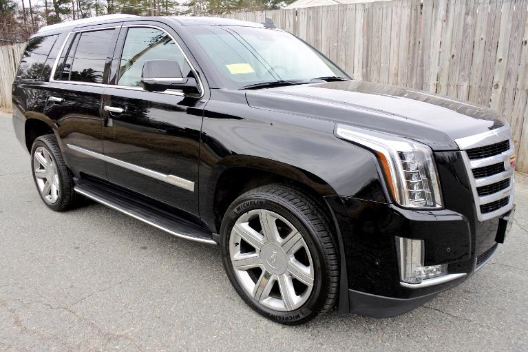 Used 2017 Cadillac Escalade 4WD Luxury Used 2017 Cadillac Escalade 4WD Luxury for sale  at Metro West Motorcars LLC in Shrewsbury MA 7