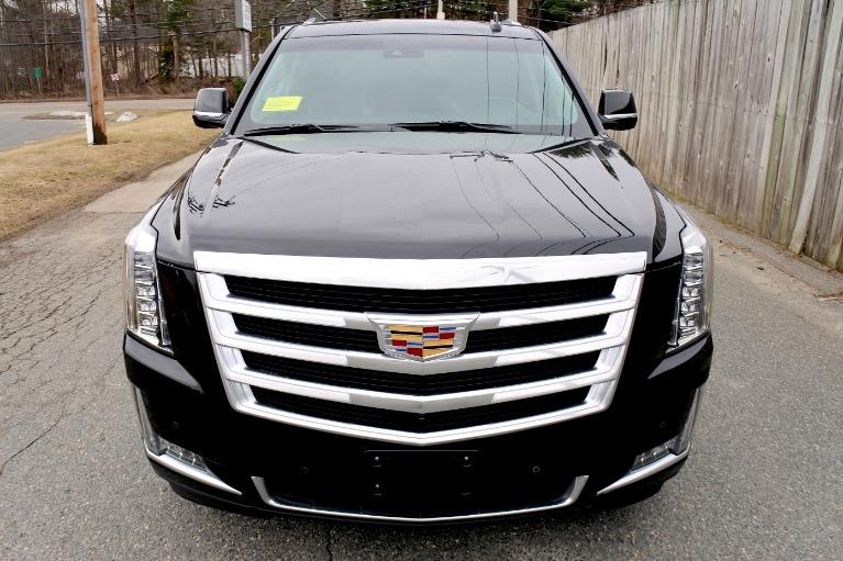 Used 2017 Cadillac Escalade 4WD Luxury Used 2017 Cadillac Escalade 4WD Luxury for sale  at Metro West Motorcars LLC in Shrewsbury MA 8