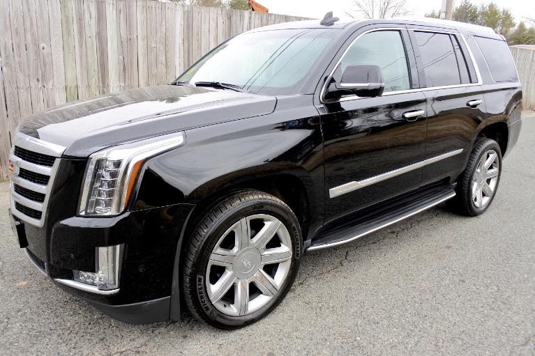 Used 2017 Cadillac Escalade 4WD Luxury Used 2017 Cadillac Escalade 4WD Luxury for sale  at Metro West Motorcars LLC in Shrewsbury MA 1