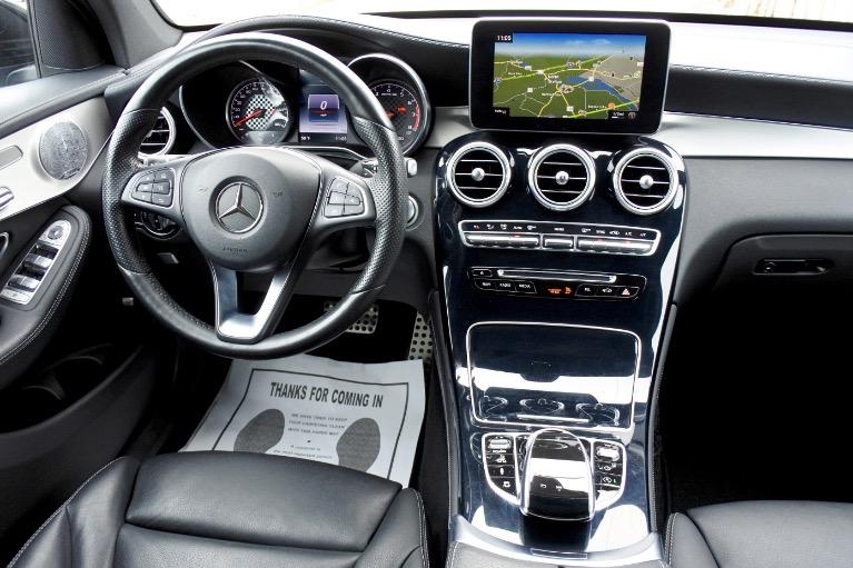 Used 2017 Mercedes-Benz Glc AMG GLC 43 4MATIC Used 2017 Mercedes-Benz Glc AMG GLC 43 4MATIC for sale  at Metro West Motorcars LLC in Shrewsbury MA 10