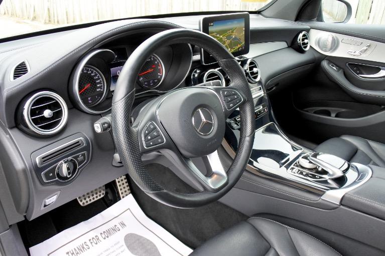 Used 2017 Mercedes-Benz Glc AMG GLC 43 4MATIC Used 2017 Mercedes-Benz Glc AMG GLC 43 4MATIC for sale  at Metro West Motorcars LLC in Shrewsbury MA 13