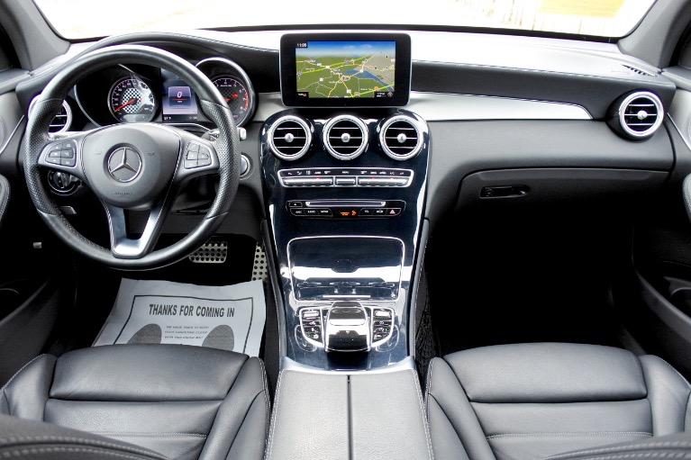 Used 2017 Mercedes-Benz Glc AMG GLC 43 4MATIC Used 2017 Mercedes-Benz Glc AMG GLC 43 4MATIC for sale  at Metro West Motorcars LLC in Shrewsbury MA 9