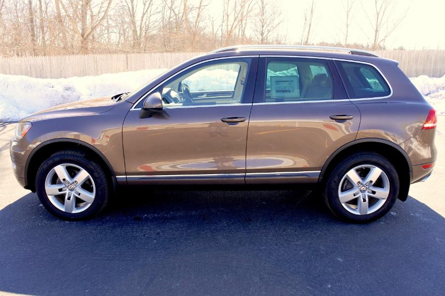 Used 2014 Volkswagen Touareg 4dr TDI Lux Used 2014 Volkswagen Touareg 4dr TDI Lux for sale  at Metro West Motorcars LLC in Shrewsbury MA 2