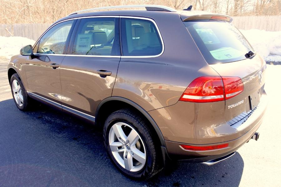 Used 2014 Volkswagen Touareg 4dr TDI Lux Used 2014 Volkswagen Touareg 4dr TDI Lux for sale  at Metro West Motorcars LLC in Shrewsbury MA 3